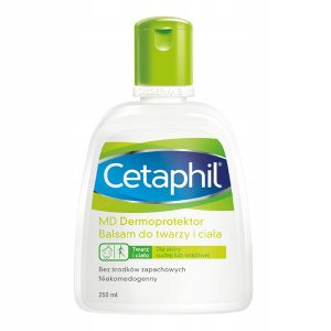 MD Face and Body Lotion, CETAPHIL veido ir kūno losjonas, 250 ml
