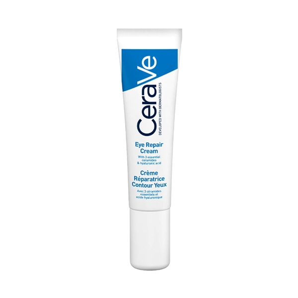 Eye Repair Cream, CERAVE atstatomasis paakių kremas, 14 ml
