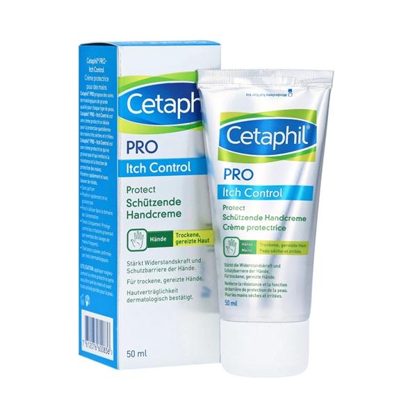 Pro Dryness, CETAPHIL apsauginis rankų kremas sausai ir pažeistai odai, 50 ml