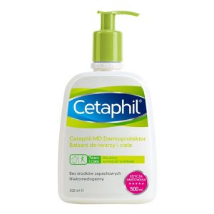 MD Face and Body Lotion, CETAPHIL veido ir kūno losjonas, 500 ml