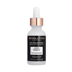 15% Niacinamide, Revolution Skincare niacinamido veido serumas, 30 ml