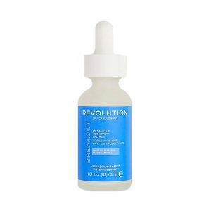 2% Salicylic Acid & Fruit Enzymes, Revolution Skincare serumas, 30 ml