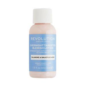 Blemish Lotion Calamine & Salicylic Acid, Revolution Skincare naktinis losjonas, 30 ml