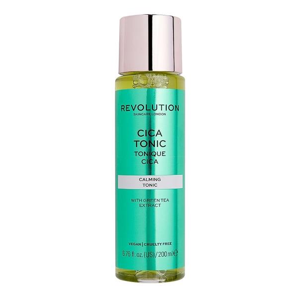 Cica Tonic, Revolution Skincare raminamasis veido tonikas, 200 ml