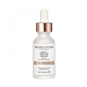 Multi Peptide Serum, Revolution Skincare multipeptidų serumas, 30 ml