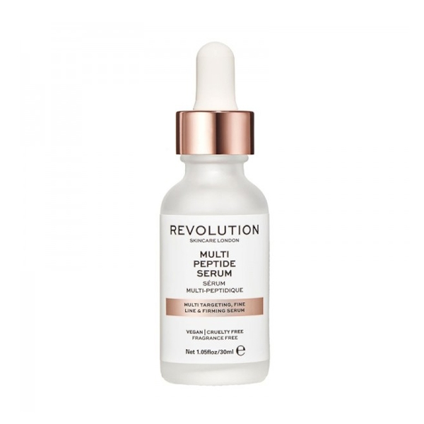 Multi Peptide Serum, Revolution Skincare multipeptidų serumas, 30 ml